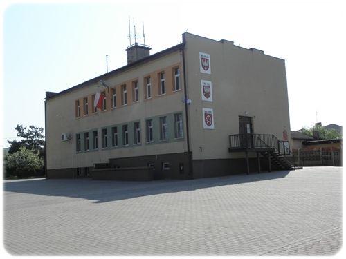 Urząd Gminy w Babiaku - budynek