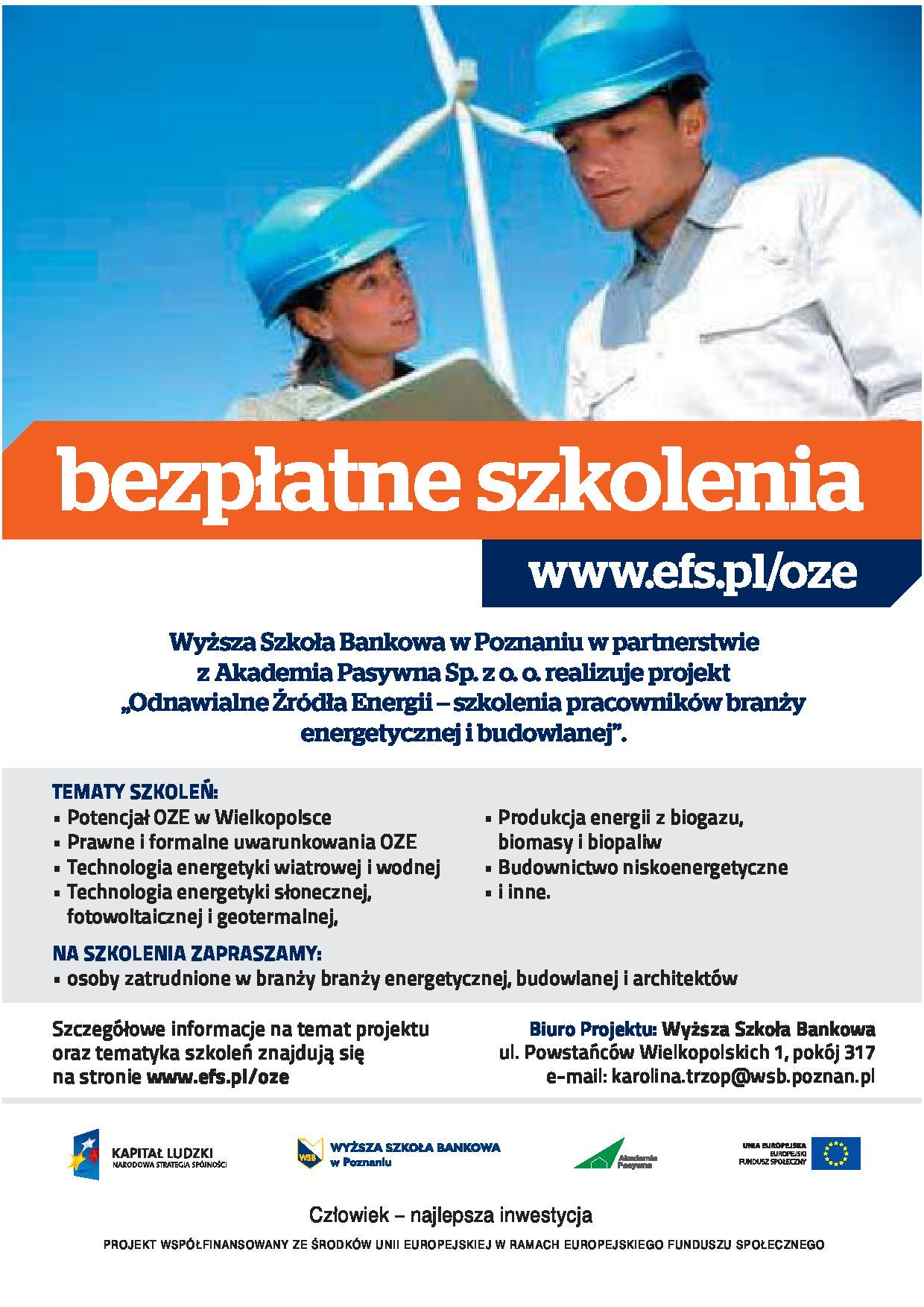 plakat OZE-2