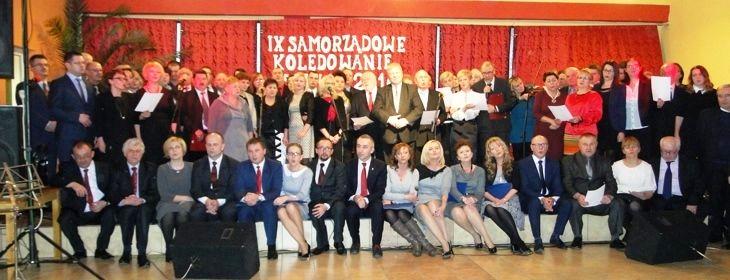 IX Samorządowe kolędowanie.