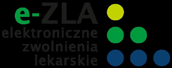 Banner informacyjny elektroniczne zwolnienia lekarskie.
