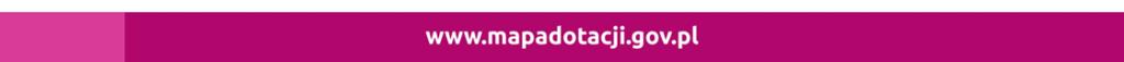 pasek www.mapadotacji.gov.pl