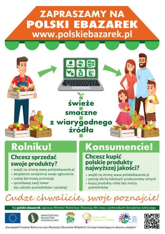 Materiał promocyjny ODR https://www.wielkopolskiebazarek.pl/